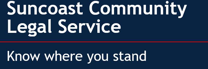 Suncoast Community Legal Service